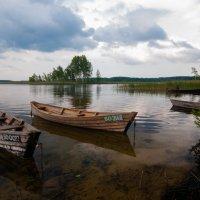 озеро Струсто, Браславские озера :: Злата Красовская