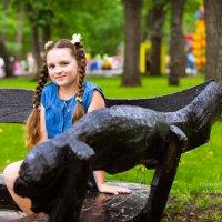 Детская прогулочная фотосессия :: Evgeniy Gavrilin