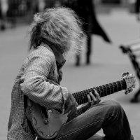 Гитарист. :: Александр Степовой
