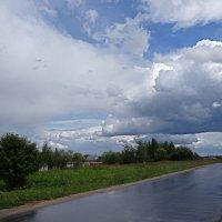 Дождь прошел :: vladost2010(Владимир) Постоев