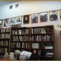 В библиотеке имени Есенина. :: Ольга Кривых