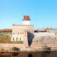 Крепость Нарва :: Валентина Папилова