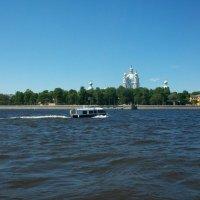 Утро на реке Невe. :: Жанна Викторовна