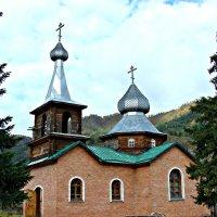 Храм на Алтае :: Оксана Яремчук