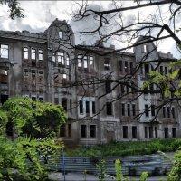 Исторические развалины :: Татьяна Кретова