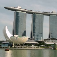 Marina Bay Sands :: Елена Шемякина