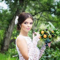 Свадебная Нимфа :: Елена Стерхова