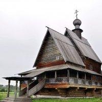 Никольская церковь. :: Никифорова Галина