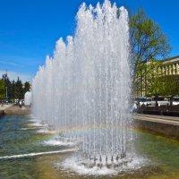 прохлада фонтана :: Елена