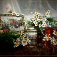 Летние чайные церемонии... :: Августина Ли