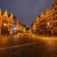 Чудные фламандские домики :: Дмитрий .