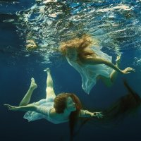 Between heaven and earth. :: Дмитрий Лаудин
