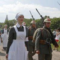 А на войне, как на войне... :: Татьяна Нестерова