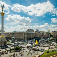 Майдан. Лето 2014-го... :: Сергей Офицер