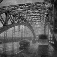 Когда идет дождь.... :: Алена Николаева
