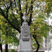 Памятник  Алексею Кольцову. :: Михаил Болдырев