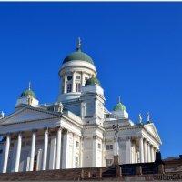 Кафедральный Собор в Хельсинки. :: bujhm54 Алькин