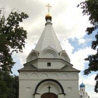 Храм-часовня Страстей Господних :: Александр Качалин