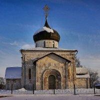 Георгиевский собор ( 1230-1234 ) :: марк