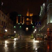 Мокрый ночной город. :: Andrad59 -----