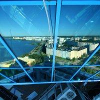 другой взгляд на город :: евгений Смоленцев