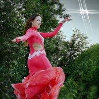 Воздушный танец :: Владимир Болдырев