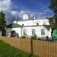 Церковь Николая Чудотворца :: BoxerMak Mak