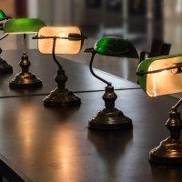 Настольные лампы :: Vladimir Dunye