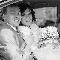 Свадебная фотосъемка Алены и Юры. :: Евгений Носаль