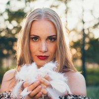 Пух, жара, июль :: Наталия Казакова