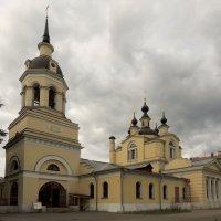Церковь Покрова Пресвятой Богородицы в Красном селе :: Александр Качалин