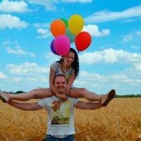 Счастье :: Алла Болдырева