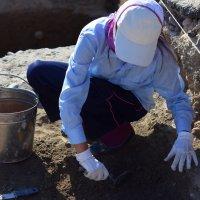 Зарисовки с места археологических раскопок :: Александр Грищенко