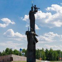Памятник победы :: Валерий Тахмазов