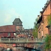 чудный Страсбург :: Александр Корчемный
