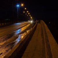 ночью мир другой. Мост :: Арсений Корицкий