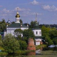 Храм Ксении Петербургской :: Ольга Винницкая (Olenka)