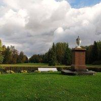 Осень в парке. :: ТАТЬЯНА (tatik)