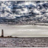 маяк на мысе Херсонес :: Sergey Bagach