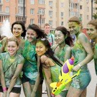 Зелёные человечки :: Alexey Lipchanskiy