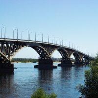Мост :: Вячеслав Ледяев
