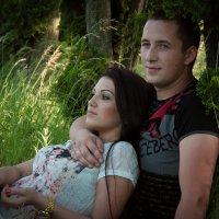 семейная съемка для Оксаны и Игоря :: Анна Карпова