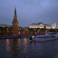 Москва :: Евгений Юрьев