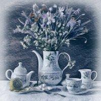 чай с молоком 2 :: kram