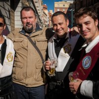 С испанскими друзьями на праздник в Мадриде :: Дмитрий Садов