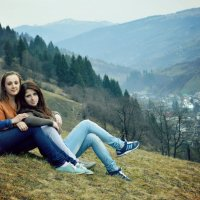 Девушки :: Kristina Ersten
