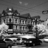 Краевая библиотека :: Николай Сапегин