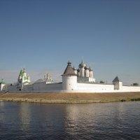Макарьевский монастырь. :: Людмила Кравцова