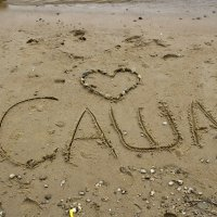 пляж :: Олечка Жилина