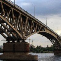 Саратовский мост :: Алексей Соколов